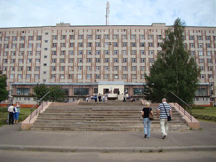 Адрес больницы в казани мкдц