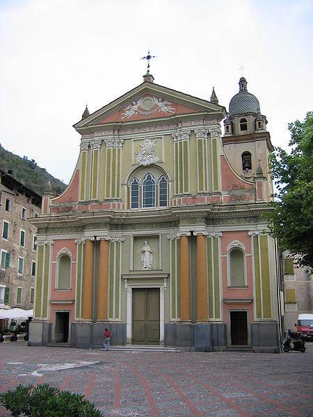 Chiesa di sant 39 antonio abate dolceacqua for Arredo bimbo sant antonio abate