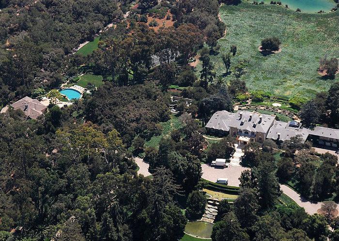 Oprah winfrey estate