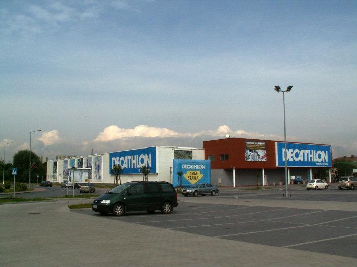 Decathlon Krakow Plaza Krakow