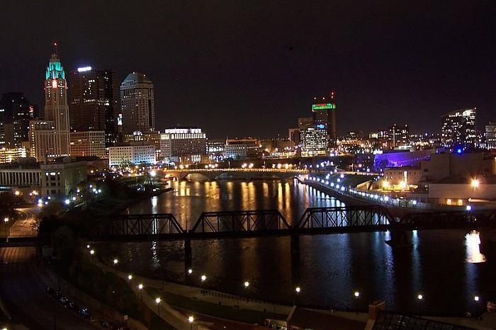 Columbus ohio for Columbus capitale