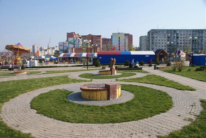 В Ростове-на-Дону благоустроят парк «Дружба»