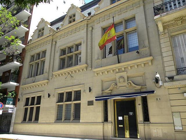 Consulado general de espa a buenos aires - Embaja de espana ...