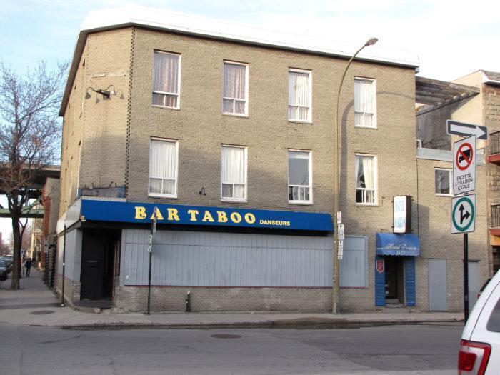 Montreal transgender strip club