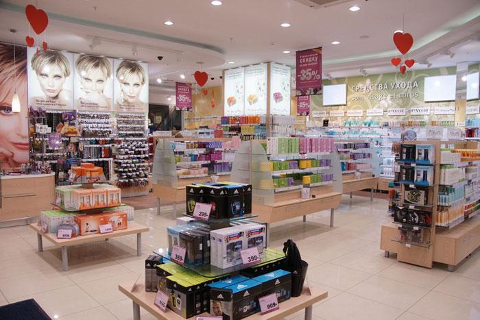 Косметика парфюмерия магазины летуаль