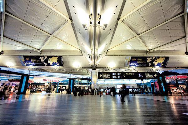 Система обслуживания в Международном аэропорту имени Ататюрка развита хорошо.  В международном терминале бесплатно...