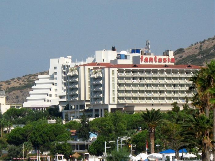 Fantasia hotel de luxe 5 for Hotel de luxe