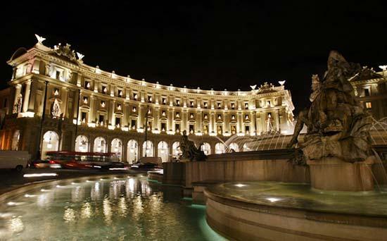 Hotel Repubblica Rome