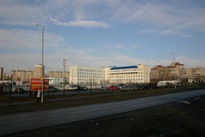 Больница n 20 центральная городская