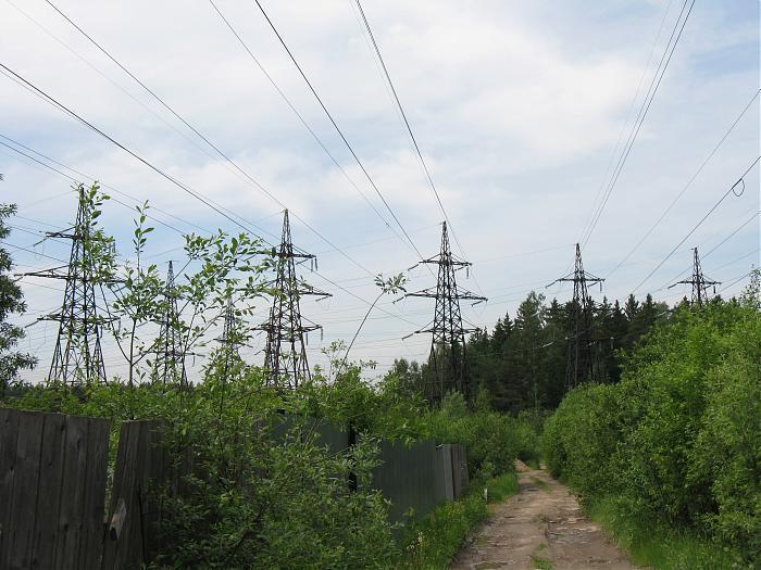 """HIDECO.  SA завершает выполнение работ на подстанции (ПС)  """"Трубино """" 500/220/110 кВт (Московская область, РФ)."""