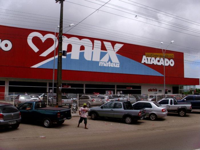 Mix Mateus - Filial João Paulo - São Luís a66bcde50a
