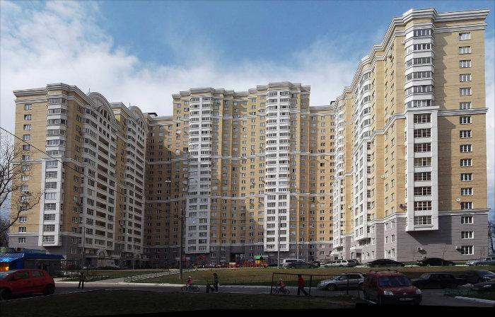 Мкр Красногорский в Нахабино купить квартиру в