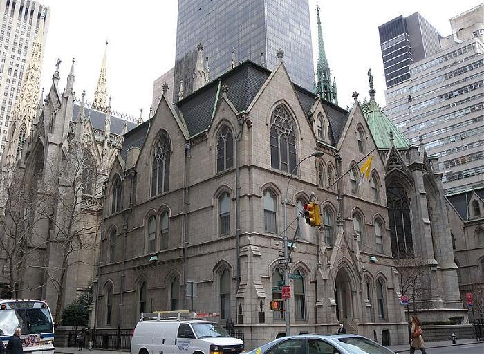 Archbishop S Residence New York City New York