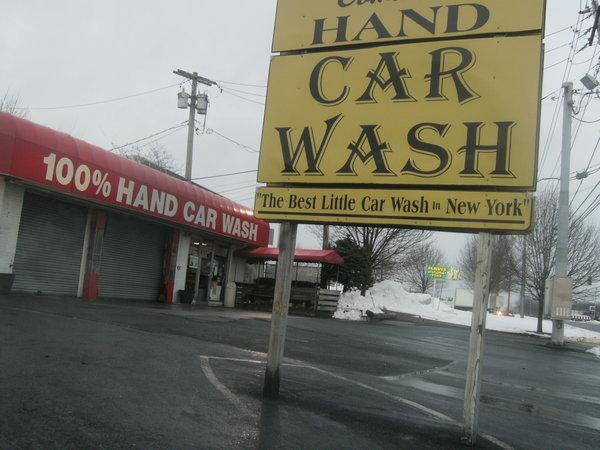 Deer Park Car Wash Hours