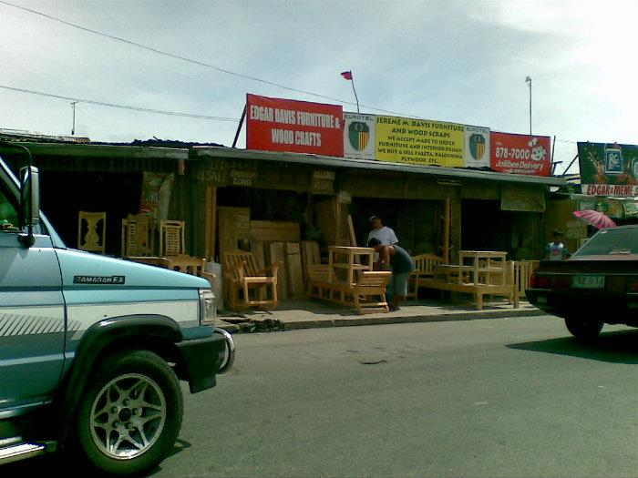 Edgar Davis Furniture Wood Crafts Bacoor