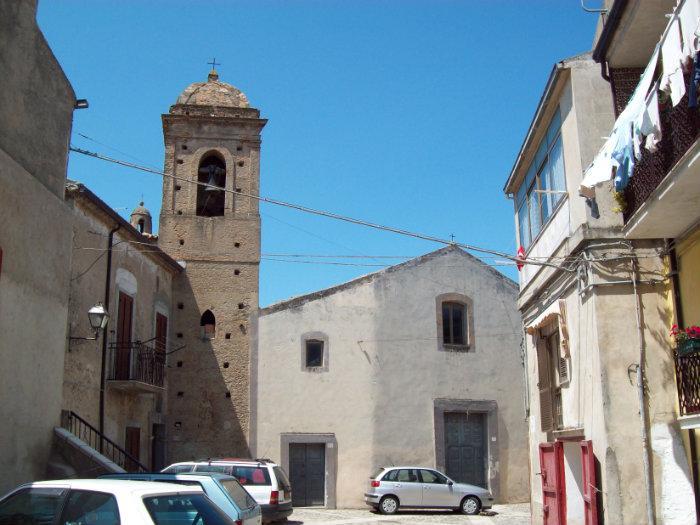 Chiesa di san pietro terranova da sibari for Comune di terranova da sibari