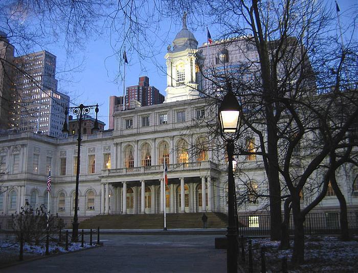H tel de ville de new york new york mairie h tel de ville for Ville a new york