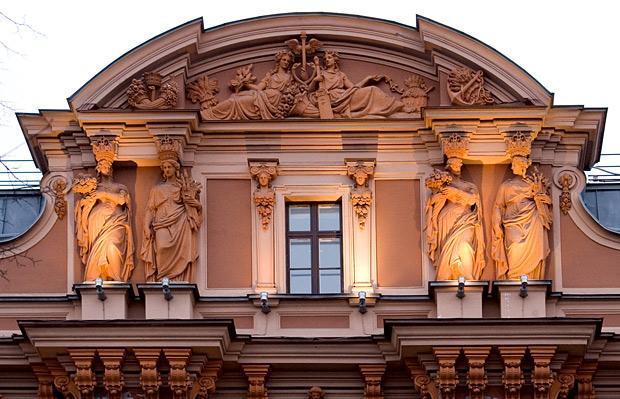 Дом декора в санкт петербурге