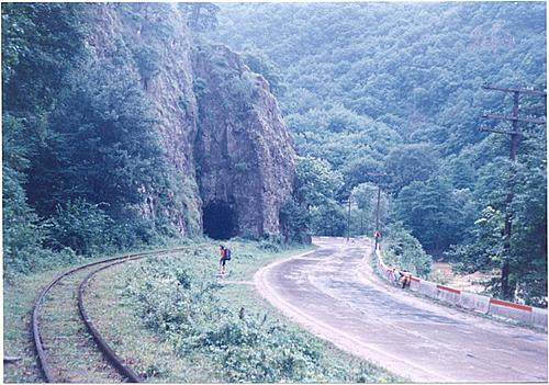 Tunelul de Cale Ferată îngustă