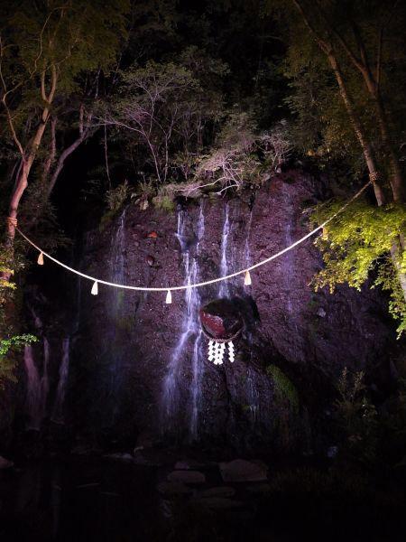 Tamadare-no-taki Waterfall