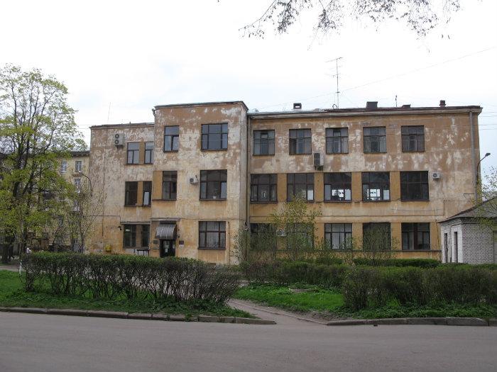 Больница эдит вольфсон