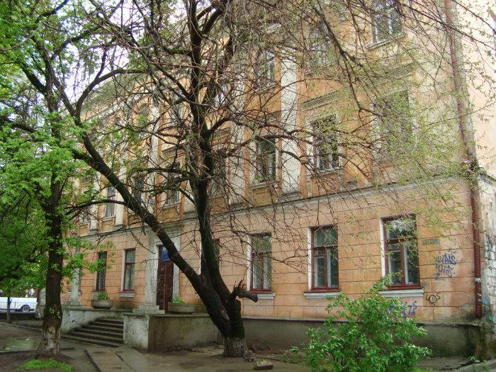 Первая городская больница кишиневе