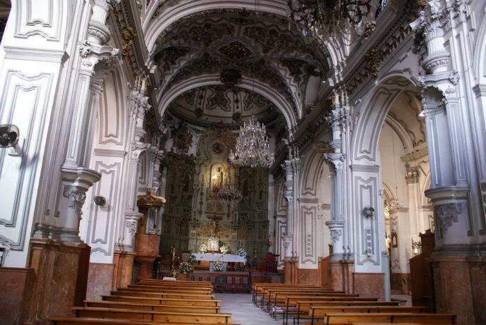 malaga catholic singles The cathedral of the incarnation málaga the cathedral chapter the catholic calendar quit venerating him in 1969 but he remains here raising the.