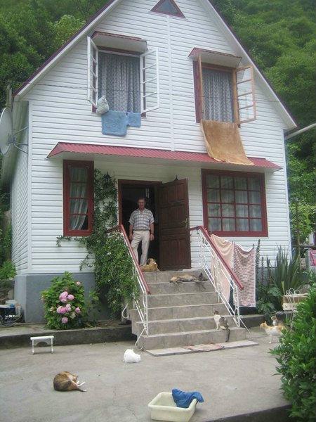 Купить дом в абхазии у моря недорого