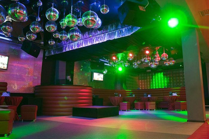 Ukraine night club