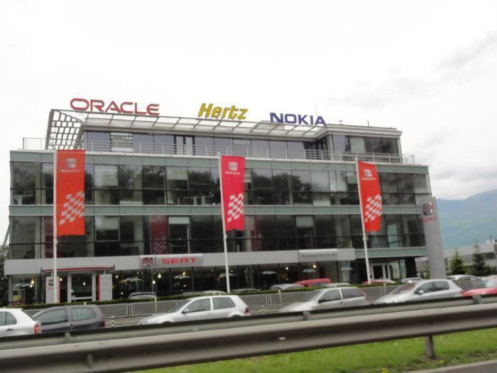 Hertz Rent A Car Sofia Bulgaria