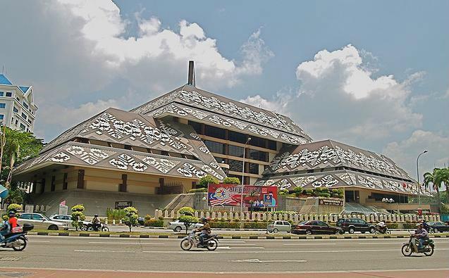 Kunjungan Ke Perpustakaan Negara Malaysia Fpptma