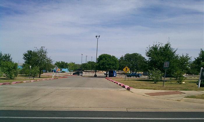 Dick nichols park austin texas