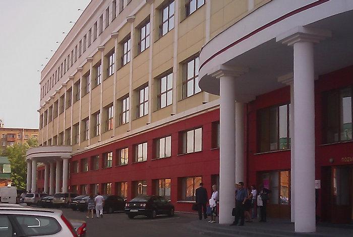 Деловой квартал «Новоспасский