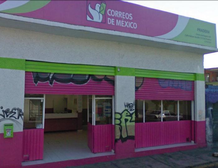 Oficina de correos de mexico rea conurbada de la ciudad for Oficina correos mostoles