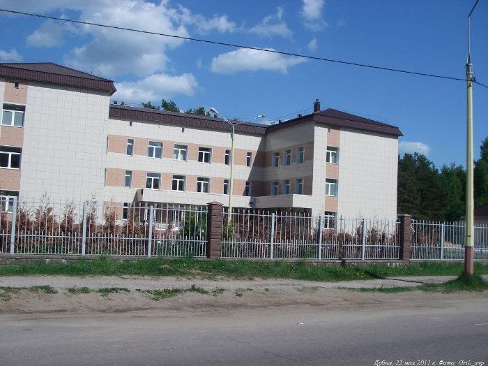 Городские поликлиники 64 и 114