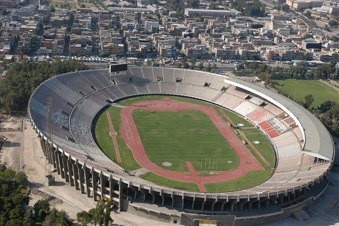 İzmir Atatürk (Olimpiyat) Stadyumu , izmir