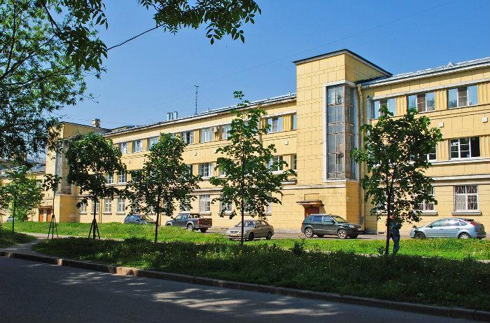 Детская областная больница в баравлянах
