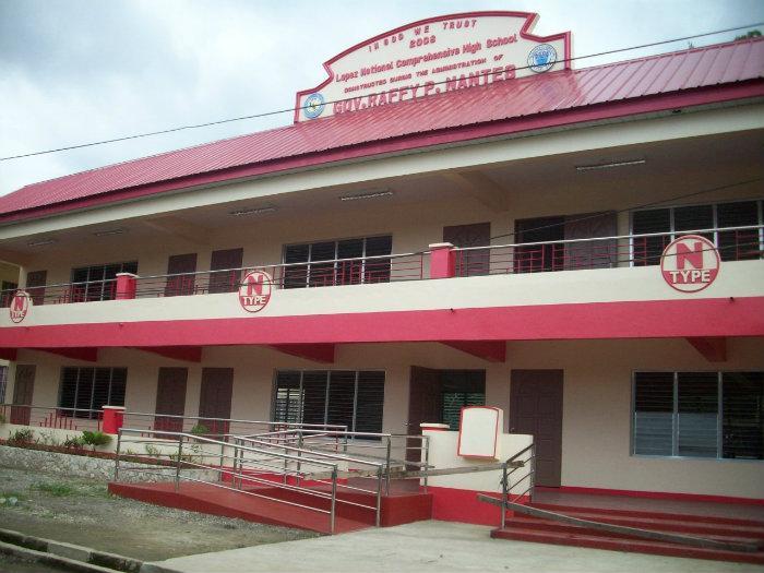 lopez national comprehensive high school