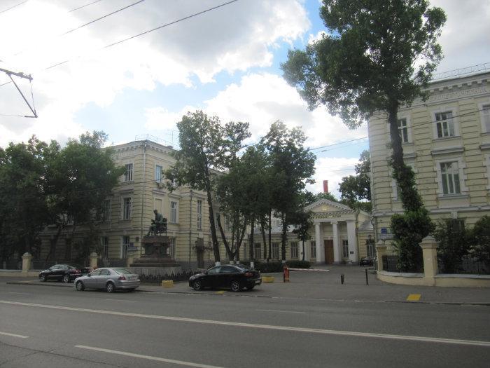 Глазная клиника им.федорова телефон и адрес