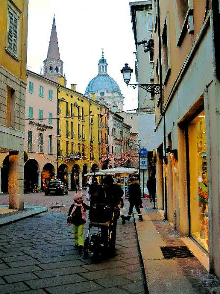 Centro Storico Di Mantova