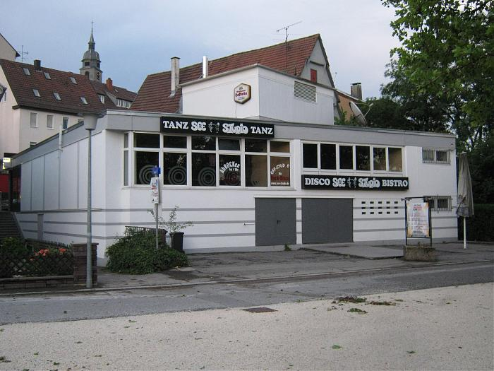 Diskothek See Studio B Blingen