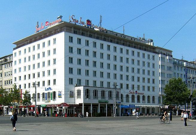 columbus hotel bremen