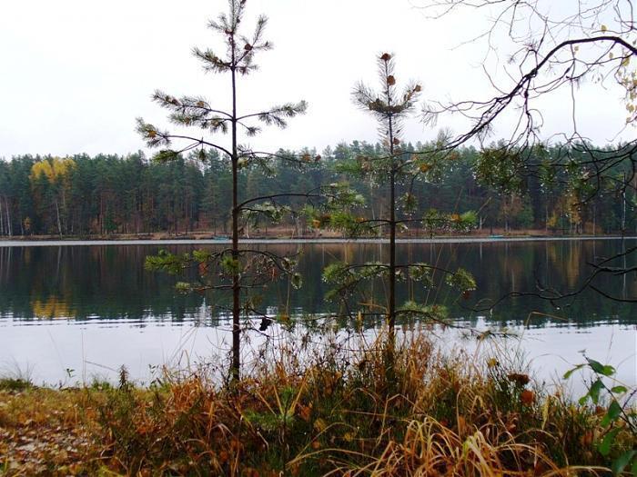 рыбацкий хутор озеро