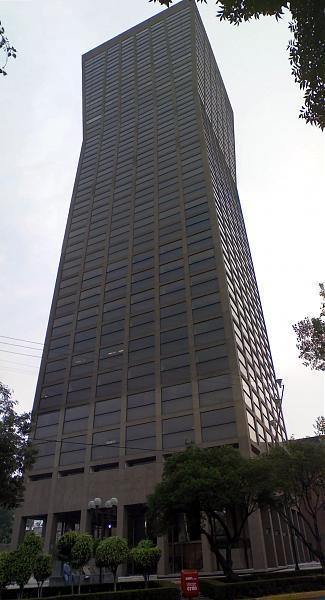 Torre axa seguros rea conurbada de la ciudad de m xico for Axa seguros sevilla oficinas