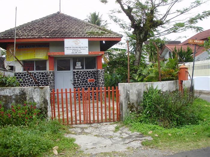 Kantor Pos Bengkalis Kota Malang