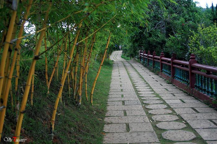 Kết quả hình ảnh cho Khu du lịch Trúc Lâm Viên