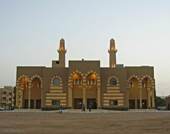 Ar Rass Saudi Arabia  city photo : جامع الشيخ صالح بن مطلق الحناكي الرس