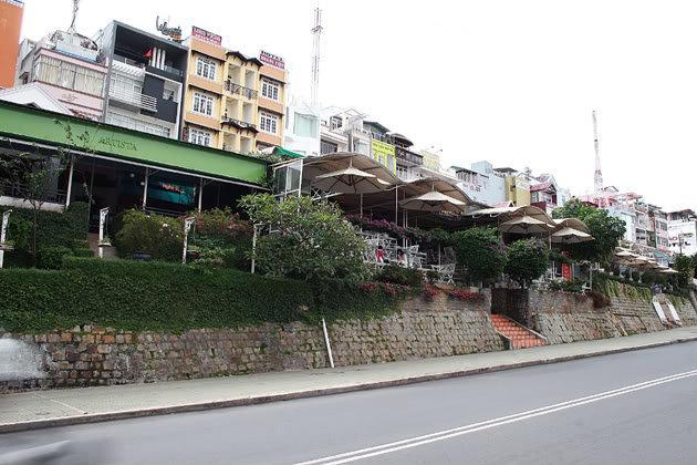 cafe gần khách sạn đà lạt đường nguyễn chí thanh