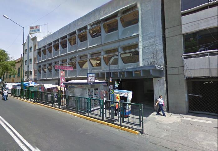 Metro isabel la cat lica rea conurbada de la ciudad de for Oficinas bankia cercanas