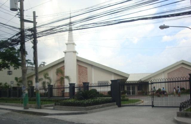 The church of jesus christ of latter day saints quezon for Terrace 45 quezon city